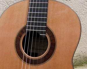 Alain Raifort's guitar Concert