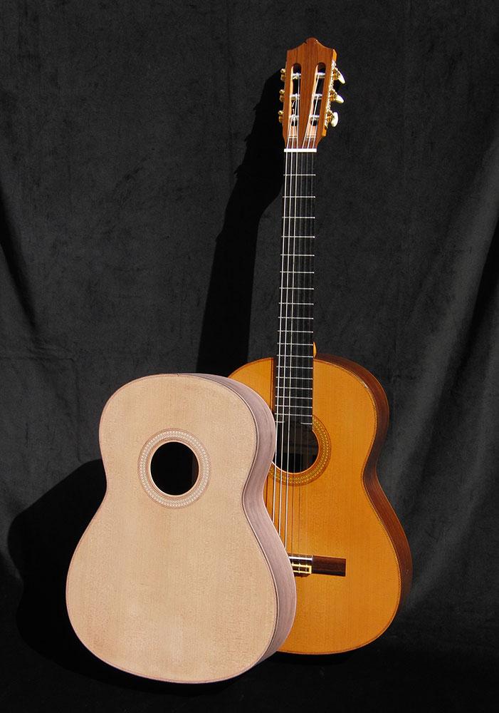 Guitares Alain Raifort