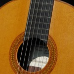 Guitare Alain Raifort Grand-Concert Red Cedar