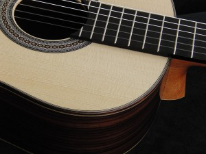 Alain Raifort's guitar ½ Concert