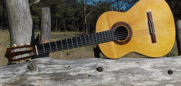 Vente guitare d'occasion