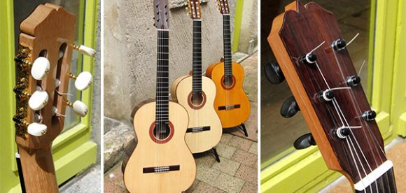 Guitares disponibles à la vente